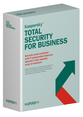 Kaspersky Total Security for Business (Электронный ключ)